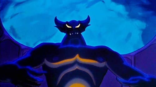 Scary Disney: Fantasia: Yen Sid, The Dinosaurs and The Night on Bald Mountain