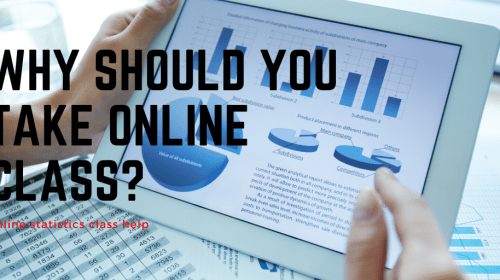 Why Should You Take Online Classes For Statistics Exam?