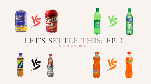 Let's Settle This Ep. 1: Nigerian Drinks