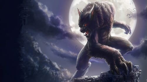 Symbolic Monsters of Legend - Werewolves