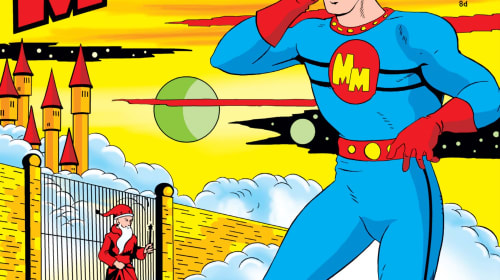 Marvelman - a short story