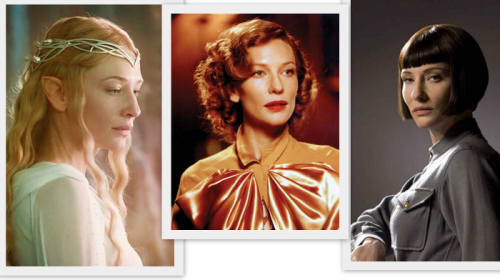 Type & Style; Cate Blanchett
