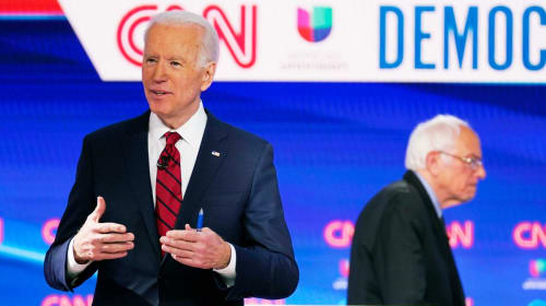 Joe Biden & the Myth of Agreeability