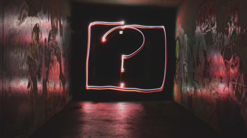 Asking Questions — The Way of Deconstruction