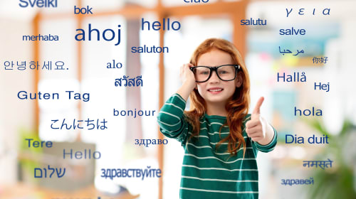 Languages Are Not an Issue, But a Tool: Multilingual Children Know How to Use Them