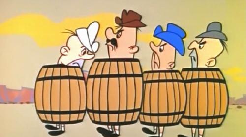The Barrel Guy