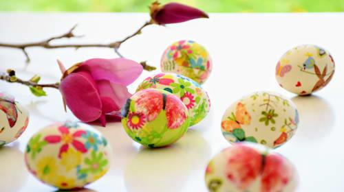 Easter DIYs & Basket Alternatives