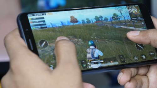 Is mobile gaming cool now? - No, not really
