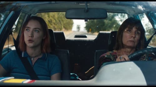Lady Bird - A Movie Review