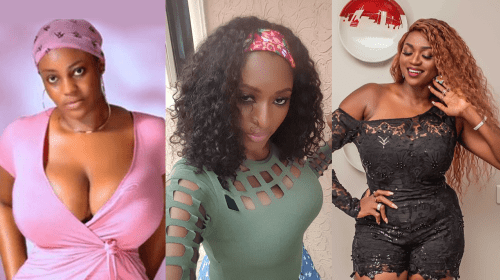 5 Nigerian Celebs Who've Considered Breast Reductions.