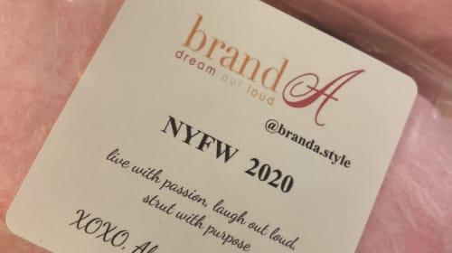 NYFW 2020: BRAND A
