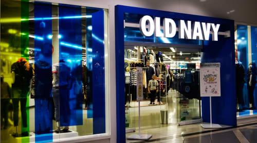 Old Navy - a short bio