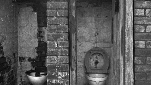 1960's Out Side Loo