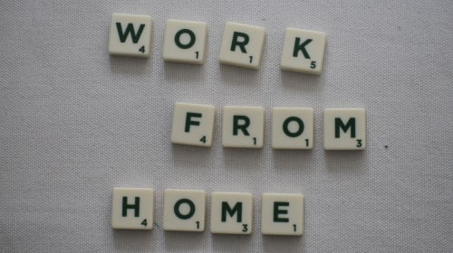 How to cope with working from home
