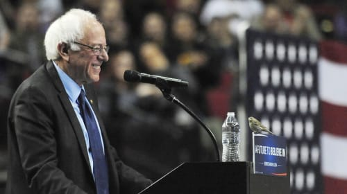 Bernie Sanders Has Already Won the Heart & Soul of America