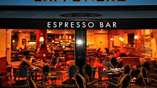 The Fall of Caffè Nero