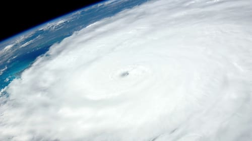Frequency of Hurricanes Hitting the United States is Not Increasing