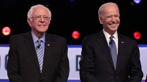 The most heroic thing progressives can do right now is reach out to Biden-supporting friends & family members.