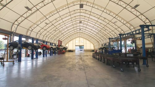 9 Questions to Ask Before Building Fabric Structures for Your Business