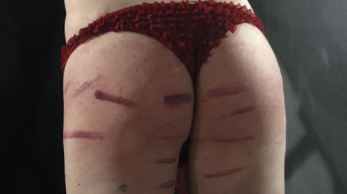 Suffering for my Mistress
