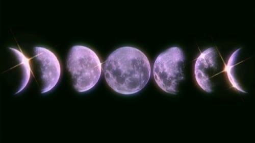 Manifest With the Phases of the Moon