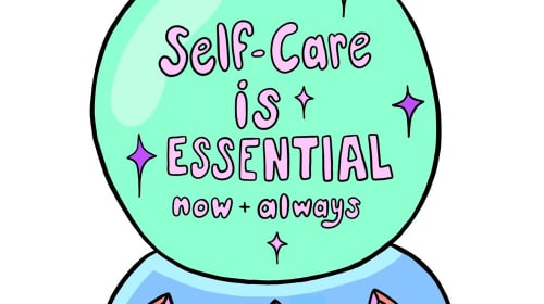 Hone Your Self-Care Skills in Quarantine