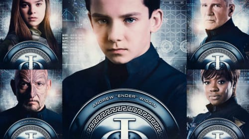 "A reView about ""Ender's Game"""