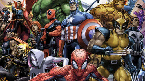 10 Crazy Facts You Didn't Know About Marvel Comics
