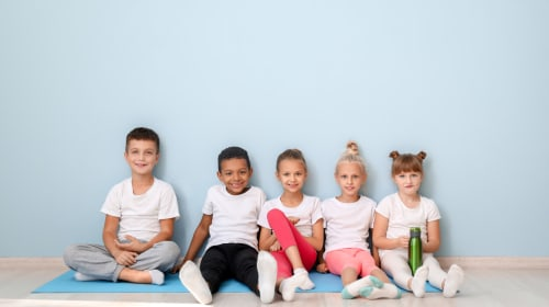 Mindfulness and Yoga Exercises for Kids