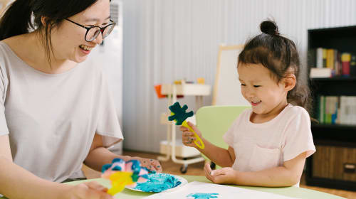 Play! Inspiring Creativity with Children in Isolation