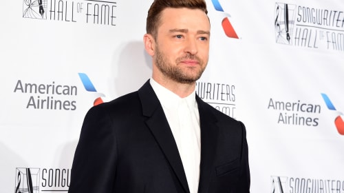 Justin Timberlake is Not Bringing Sexy Back