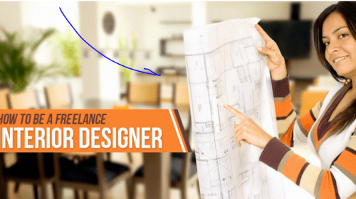 How To Be A Freelance Interior Designer