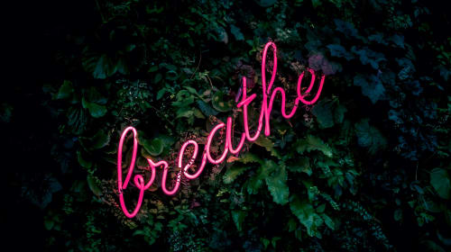 In Times of Stress, Breathe