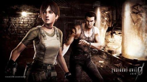 "My Review of ""Resident Evil Zero"""