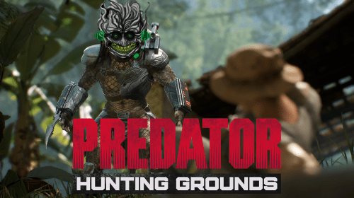 Predator: Hunting Grounds - My First Round as the Ultimate Hunter