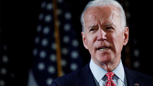 Right-Wing Media Will Not Spare Biden On His Sexual Misconduct