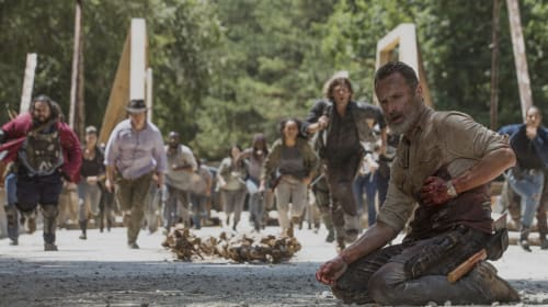5 Most Memorable Hallucination Sequences In 'The Walking Dead'