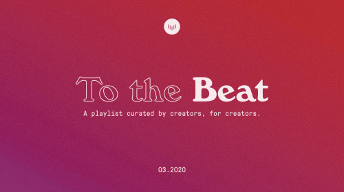 To the Beat: March 2020