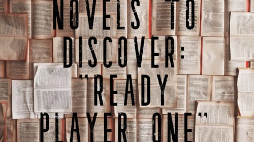 """Novels to Discover: """"Ready Player One"""""""