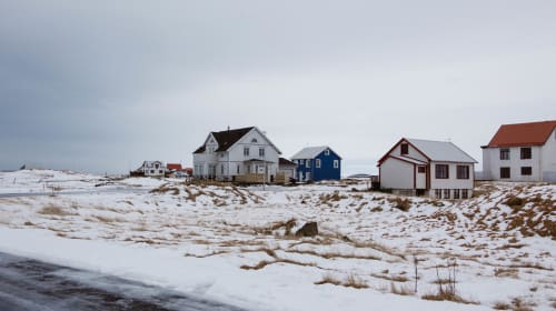 Surviving Iceland in the Winter