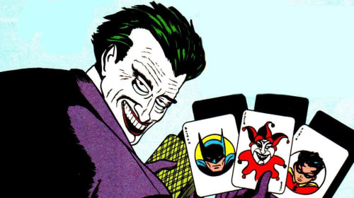 Looking Back at The Joker's Debut