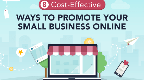 8 Cost-Effective Ways To Promote Your Small Business Online