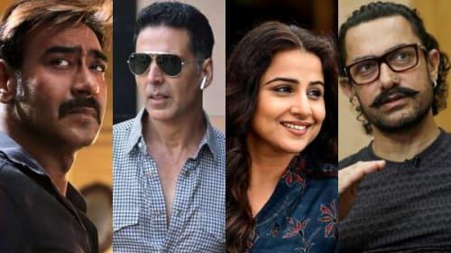 April Fool's Day 2020: Know what Ajay Devgn, Akshay Kumar, Vidya Balan did this year
