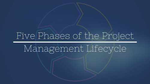 Five Phases of the Project Management Lifecycle