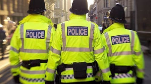 Greater Manchester Wants Police-Free Schools