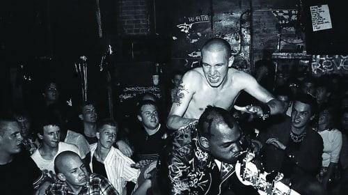 Punk culture LIVES.