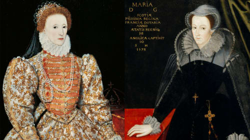 The Tudor Dynasty and Queen Elizabeth I |Part 4 - Chapter 1