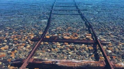 An Unlucky Train Ride
