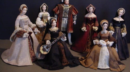 King Henry VIII, 6 wives and Hampton Court palace - Part 1