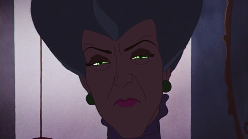 Scary Disney: Cinderella: Lady Tremaine, The Stepsisters, Lucifer and The Horses